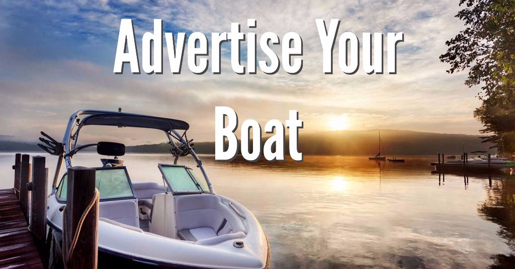 advertise your boat
