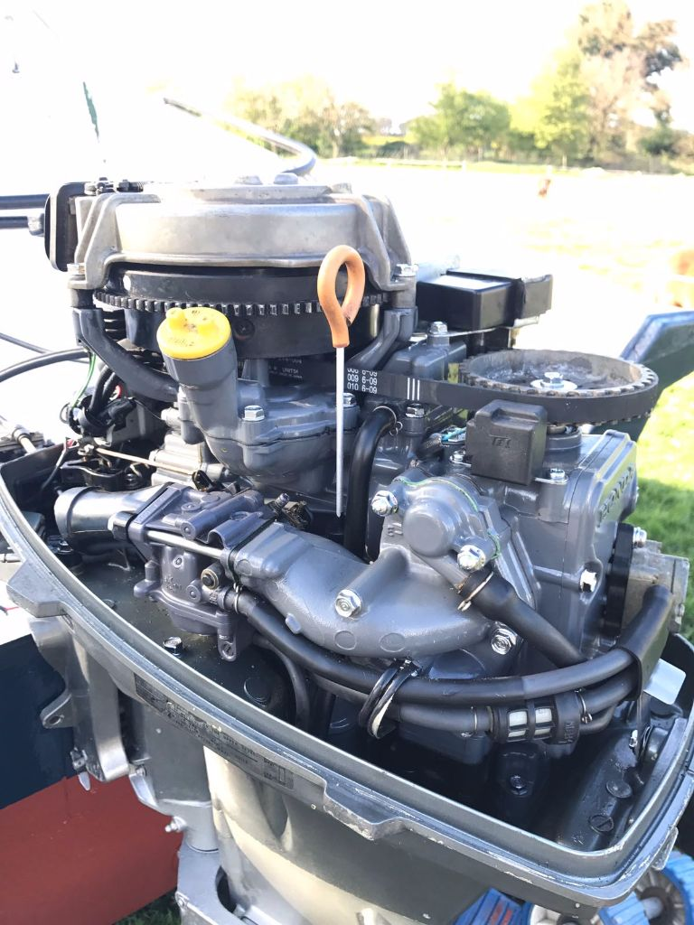 Engines & Outboards